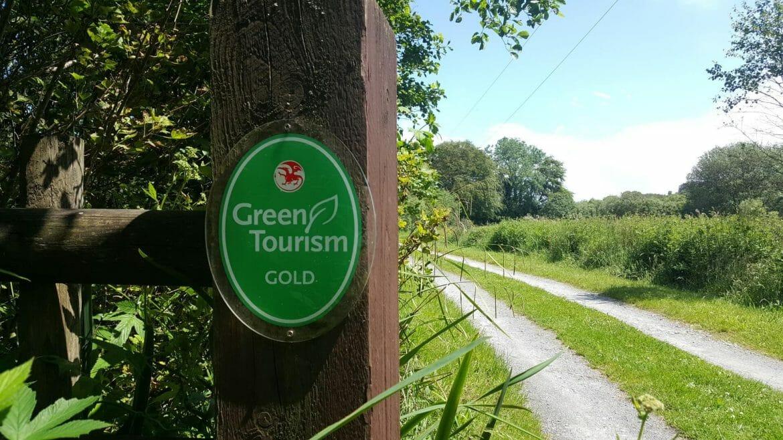 Green Tourism Gold Award - Banceithin