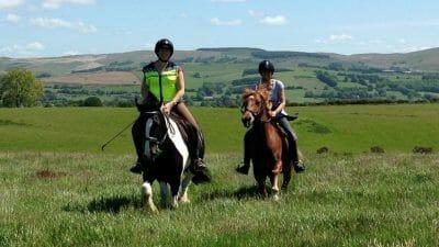 Horse riding in Ceredigion